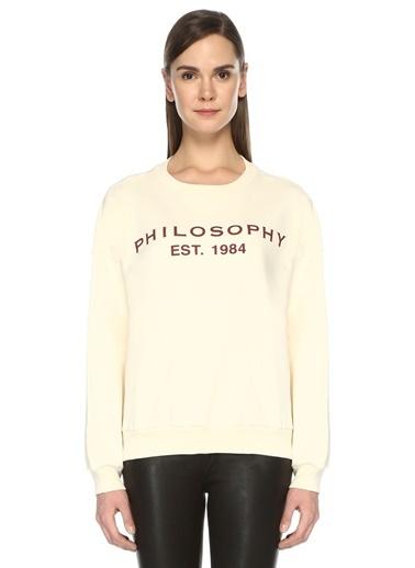Sweatshirt-Philosophy Di Lorenzo Serafini